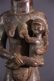 Statues africainesStatue Mbala