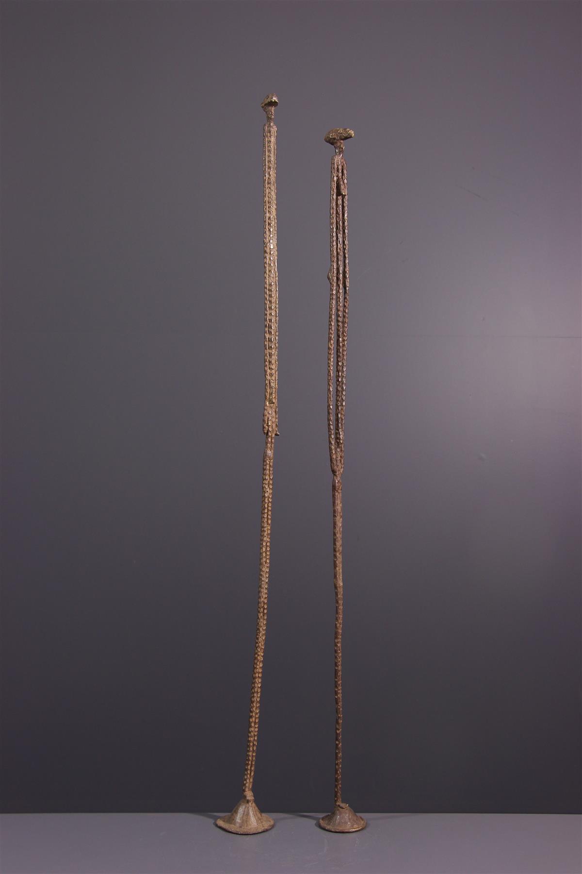 Figures Dogon - Art africain