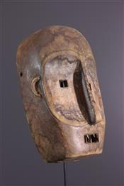 Masque africainMasque Ngombe