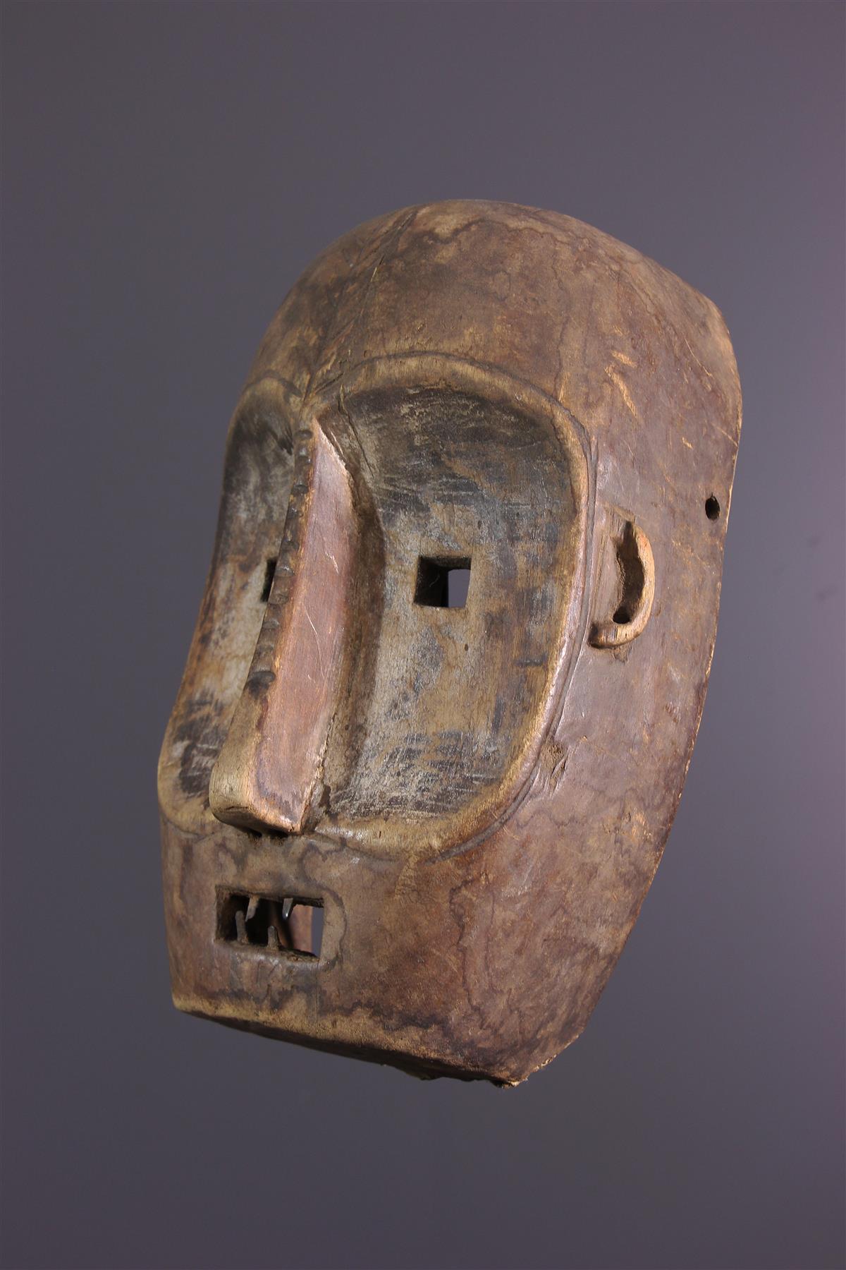 Masque Ngombe - Art africain