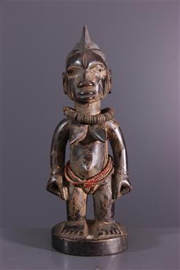 Statuette Ere ibeji Yoruba