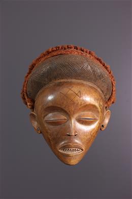 Masque Chokwe/ Lwena Pwo