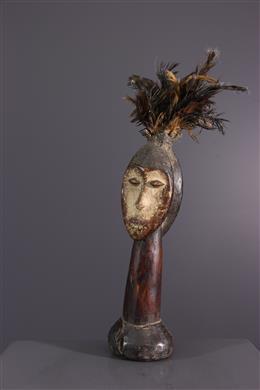 Art africain - Figure multiface Lega - Congo