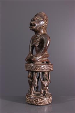 Art africain - Maternité Pfemba Kongo Yombé