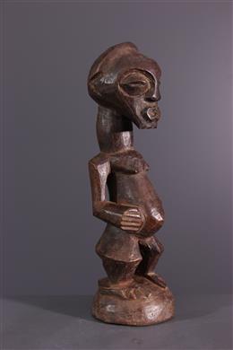 Statuette fétiche de protection Songye