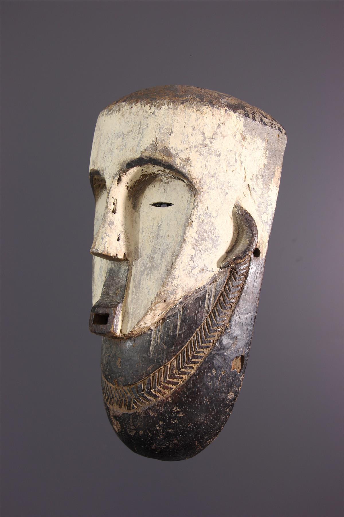 Masque Ntumu - Art africain