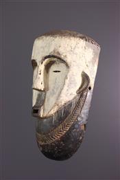 Masque africainMasque Ntumu