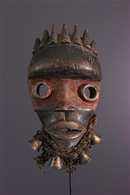 Masque  Buglé des Dan
