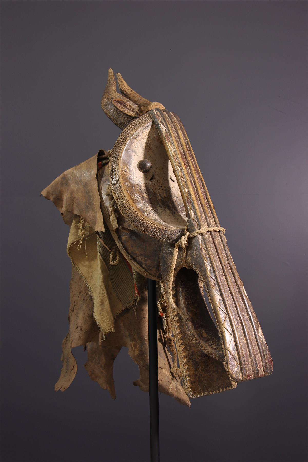 Masque Goli - Art africain