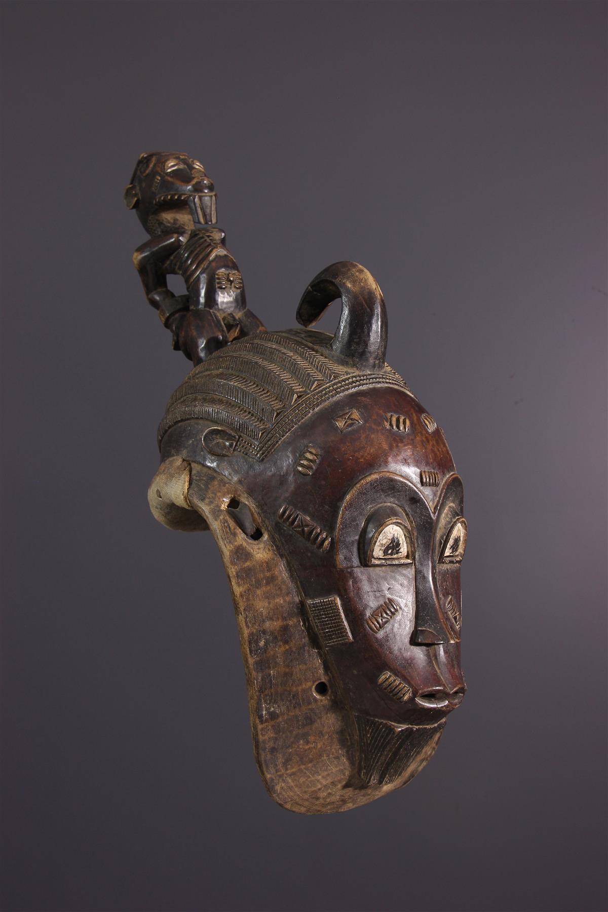 Masque Baule - Art africain