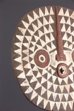 Masque Bwa ethnie Mossi