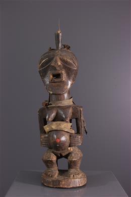Art africain - Statue Songye Nkisi