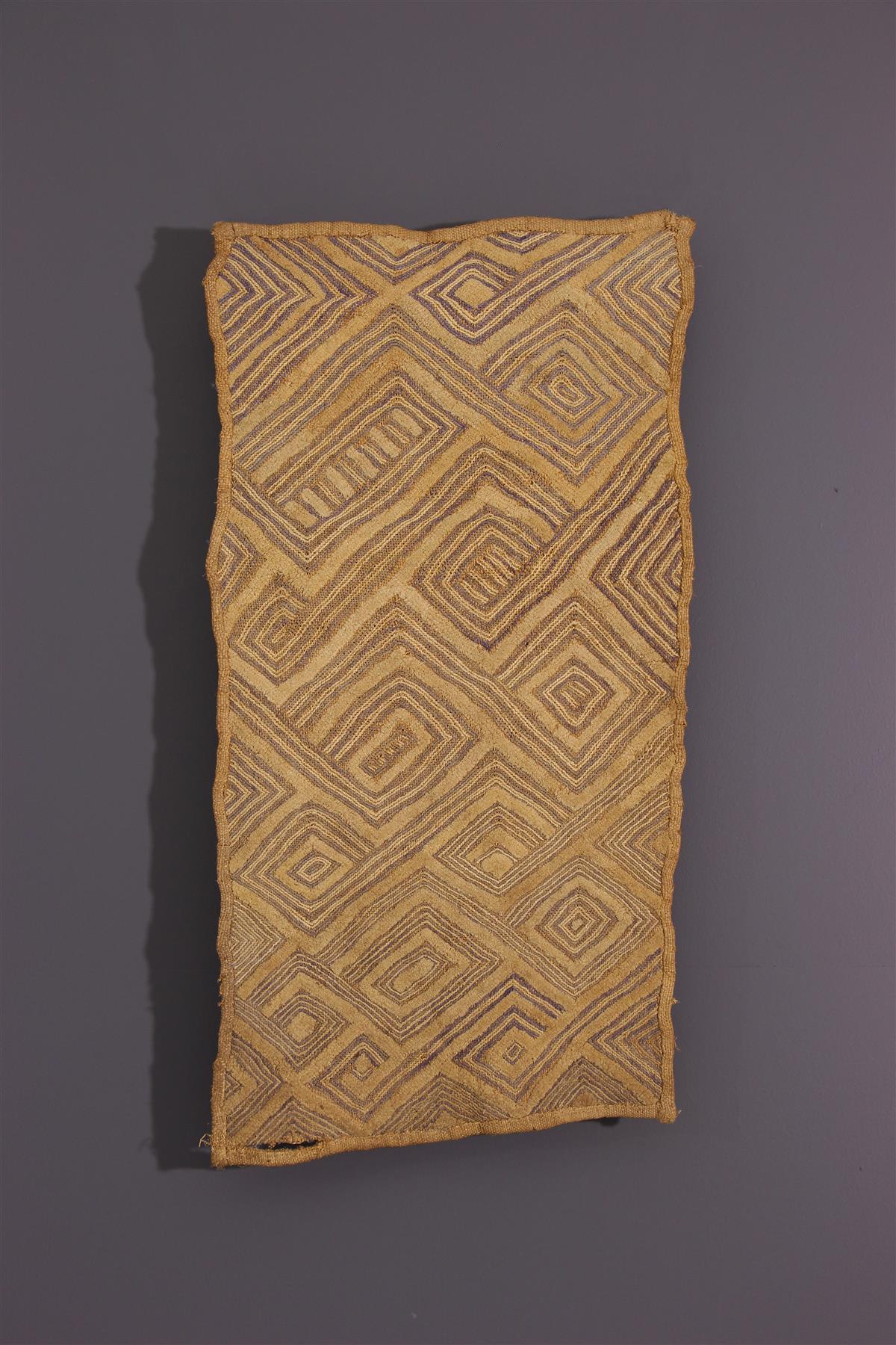 Velours Shoowa - Art africain
