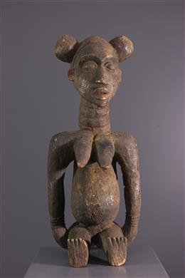 Statue de fertilité Bangwa