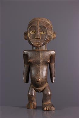 Figure féminine Ngbaka