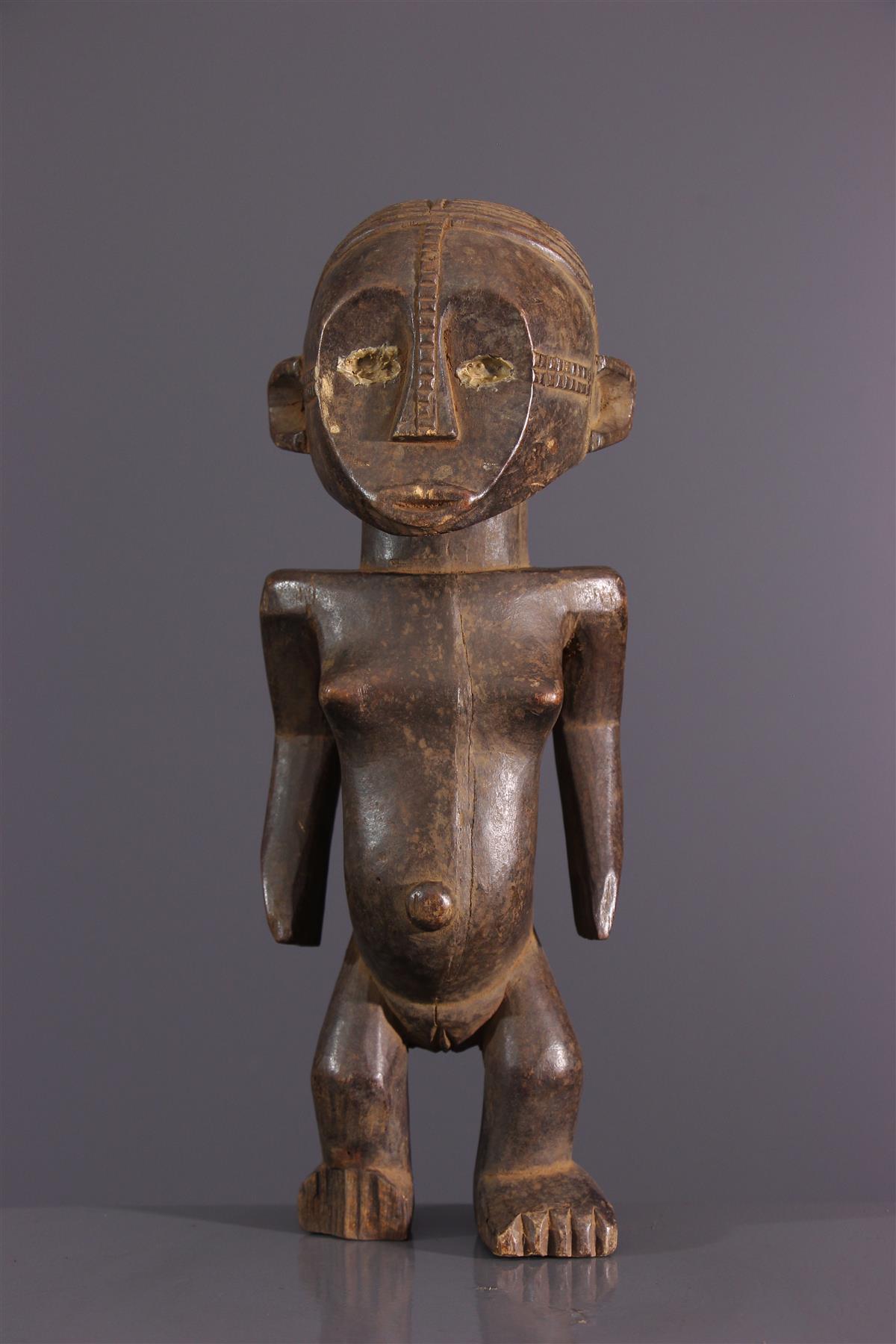 Statuette Ngbaka - Art africain