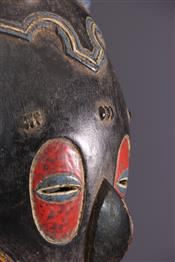 Masque africainMasque Guro