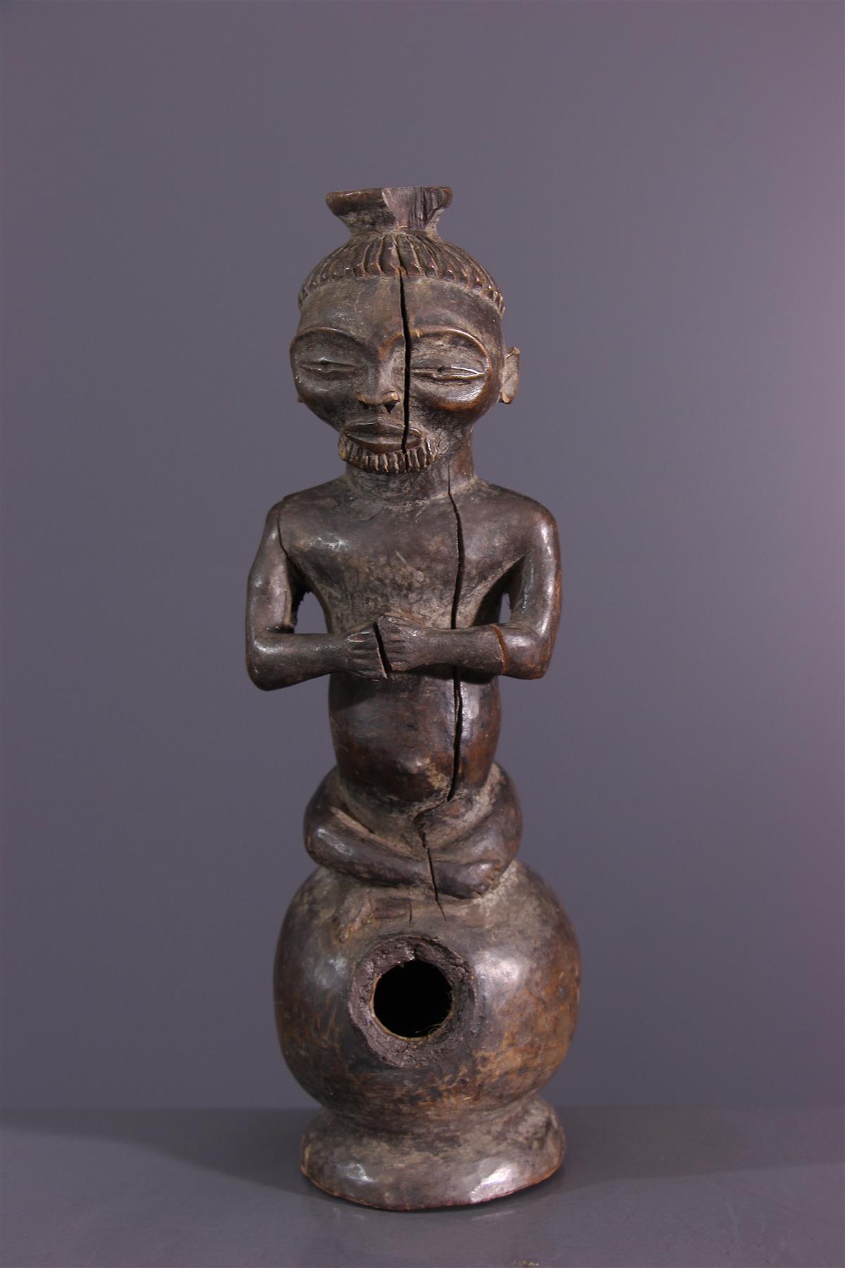 Statue Luéna - Art africain