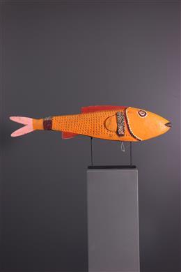 Marionnette poisson Bozo
