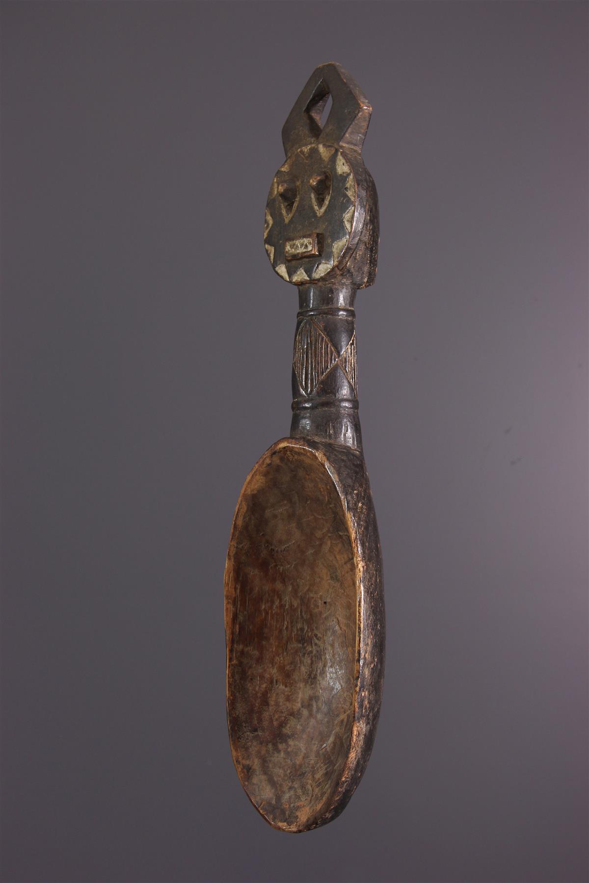 Cuillère Baule - Art africain