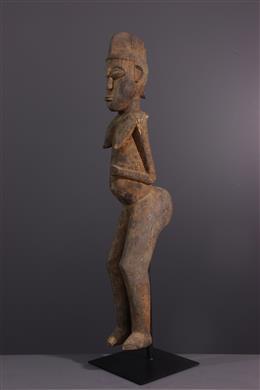 Statue d ancêtre féminin Lobi
