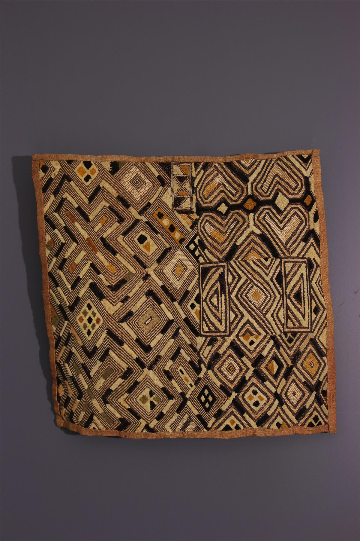 Tissu Kuba - Art africain