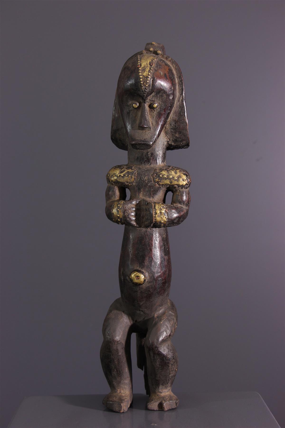 Statue Byeri - Art africain