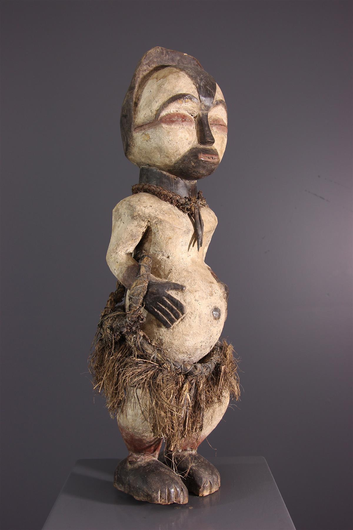 Statue Mitsogho - Art africain