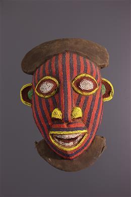 Masque Bamun - Art africain