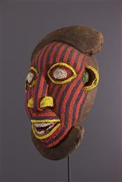 Masque africainMasque Bamun