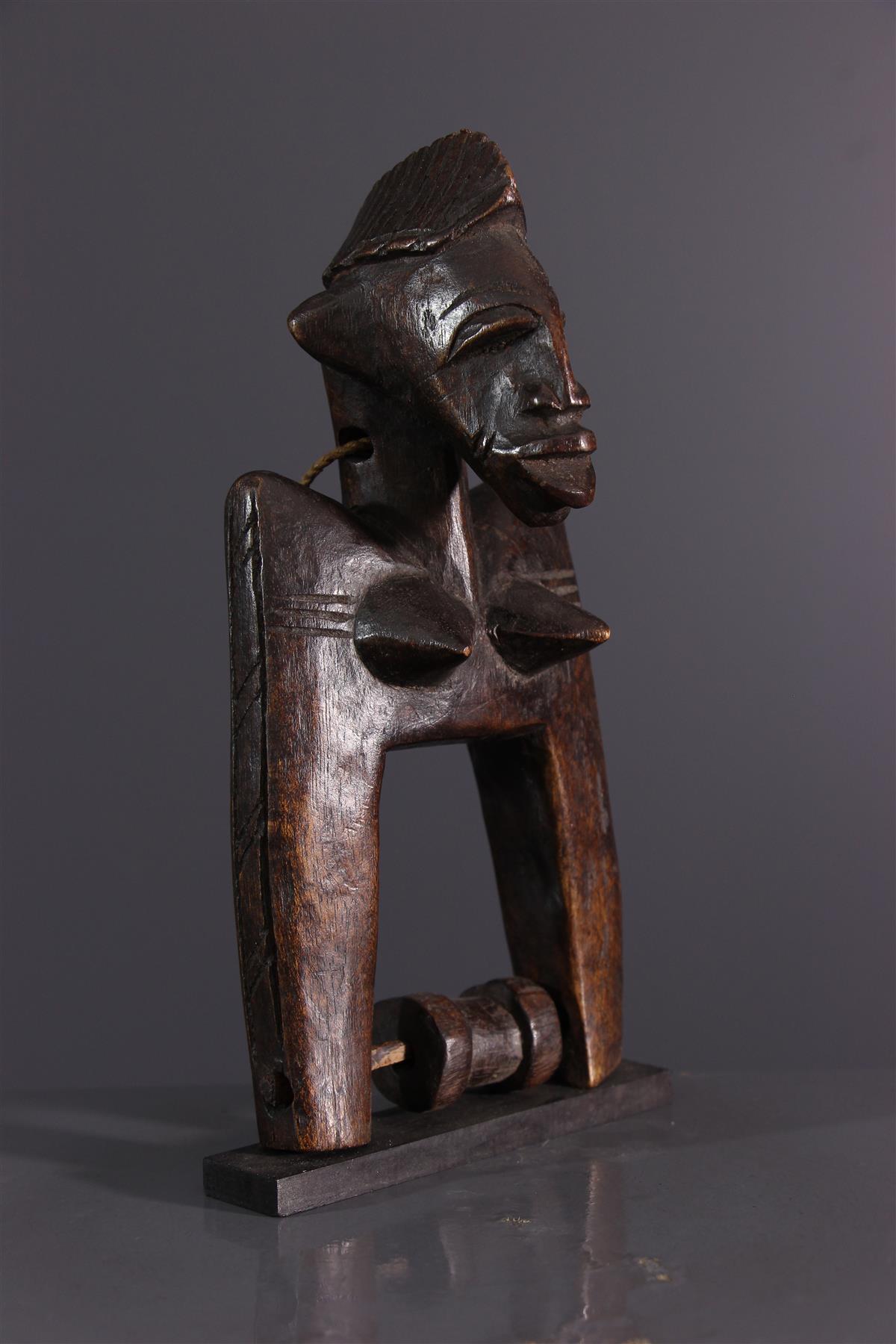 Etrier Senufo - Art africain