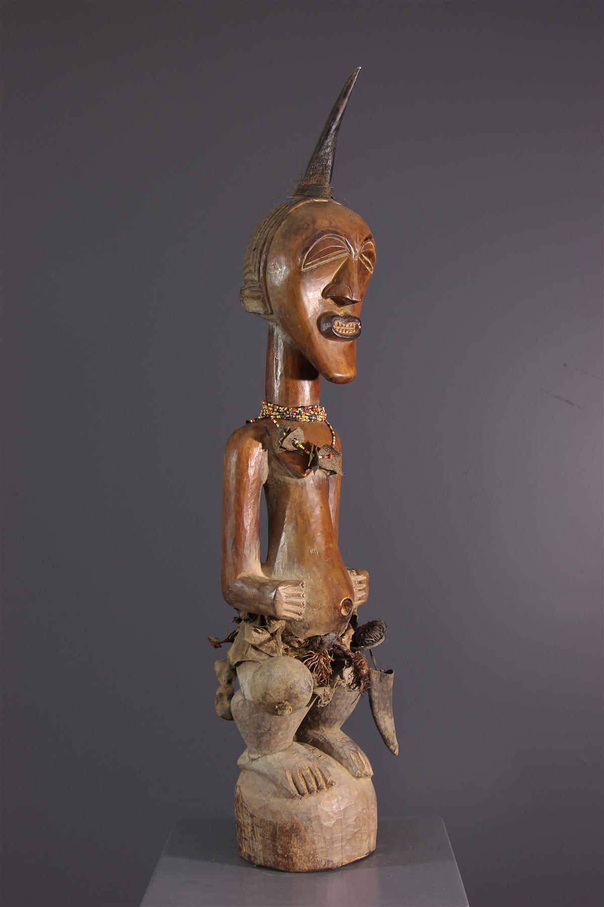 Fétiche Kalebwe - Art africain