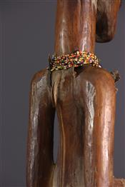 Statues africainesFétiche Kalebwe