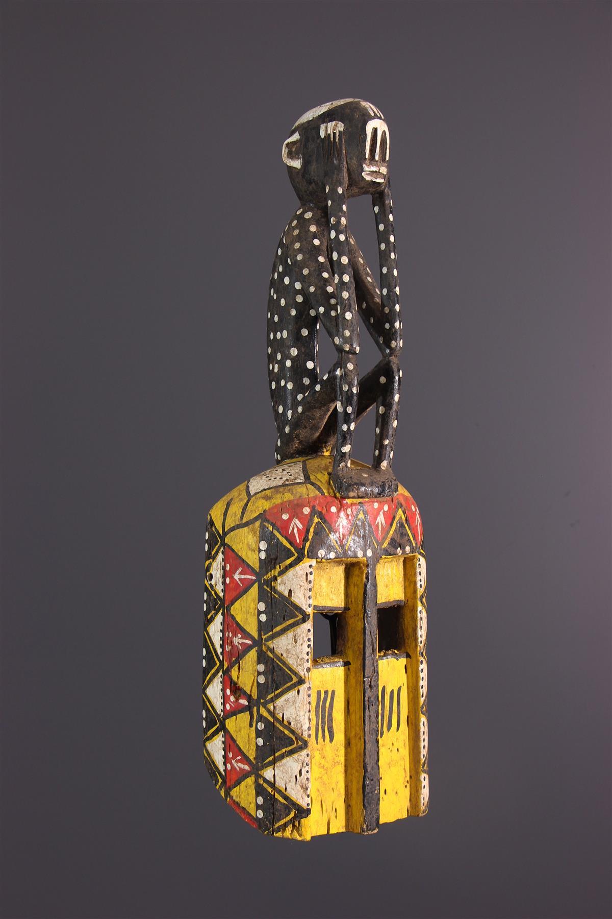 Masdque Dogon - Art africain