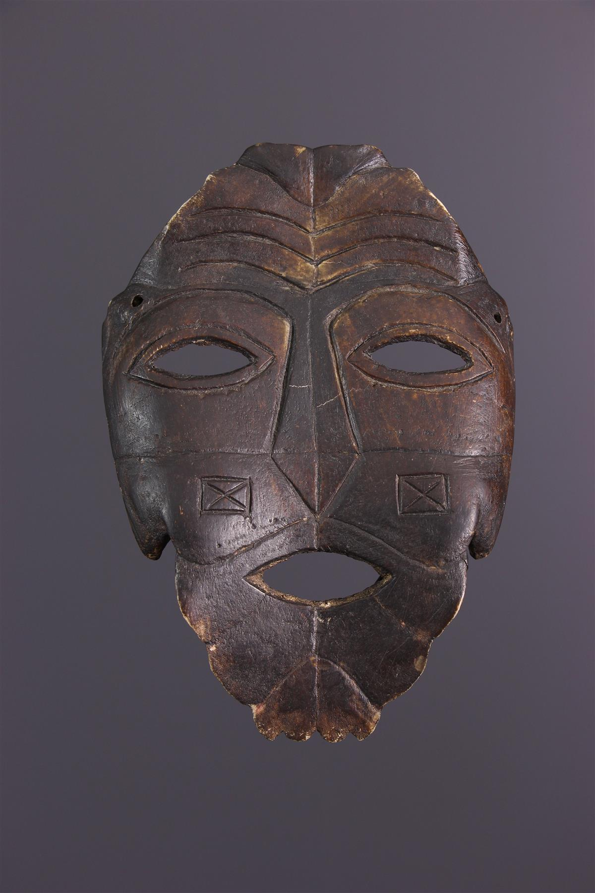Masque Ndaaka - Art africain