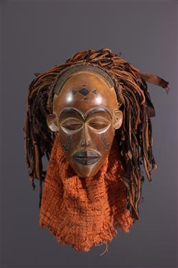 Masque Pwo Chokwe