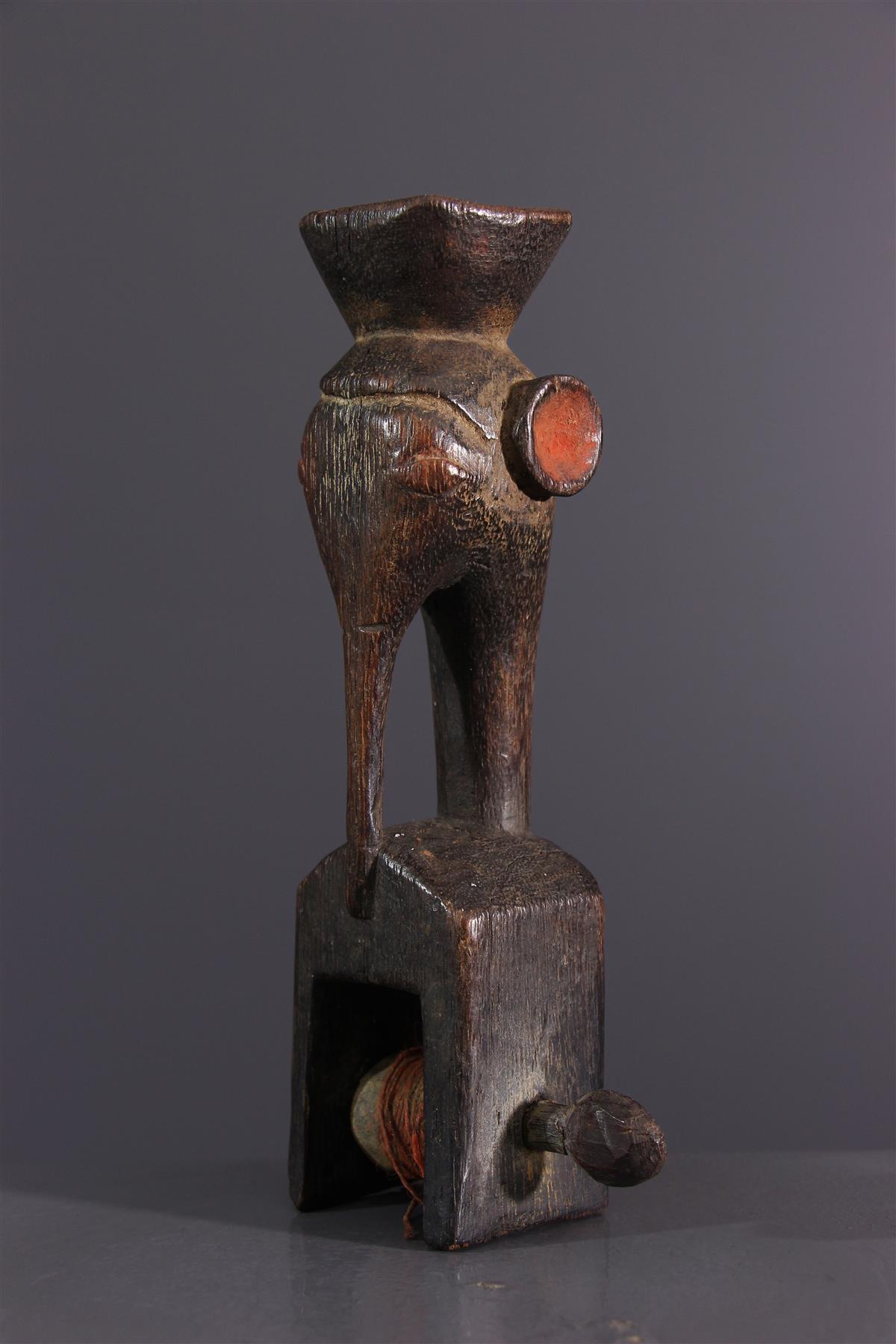 Poulie Senoufo - Art africain