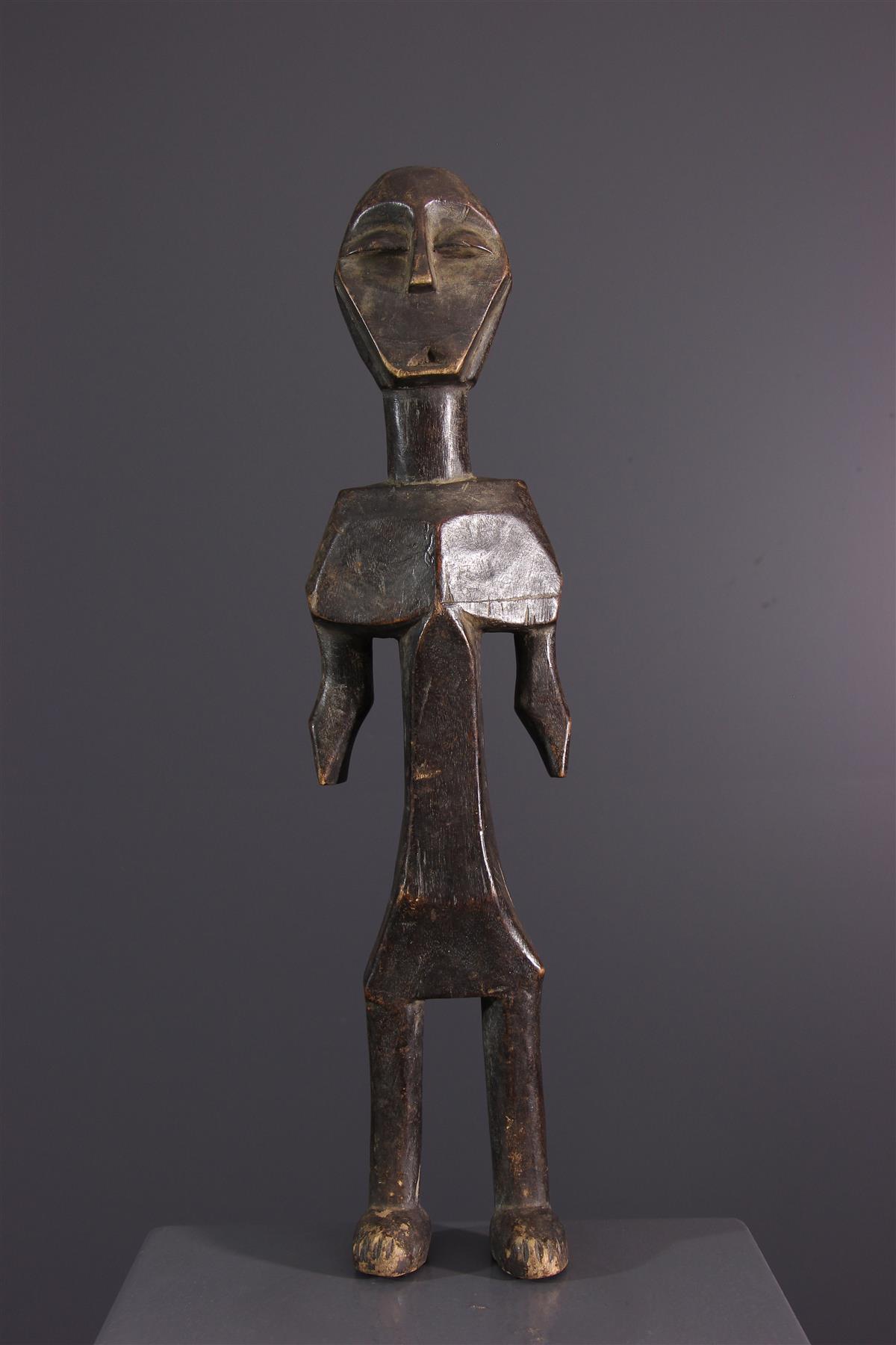 Statue Lengola - Art africain