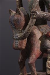 CavalierStatue Yoruba
