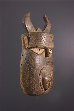 Masque Toma Bakrogui