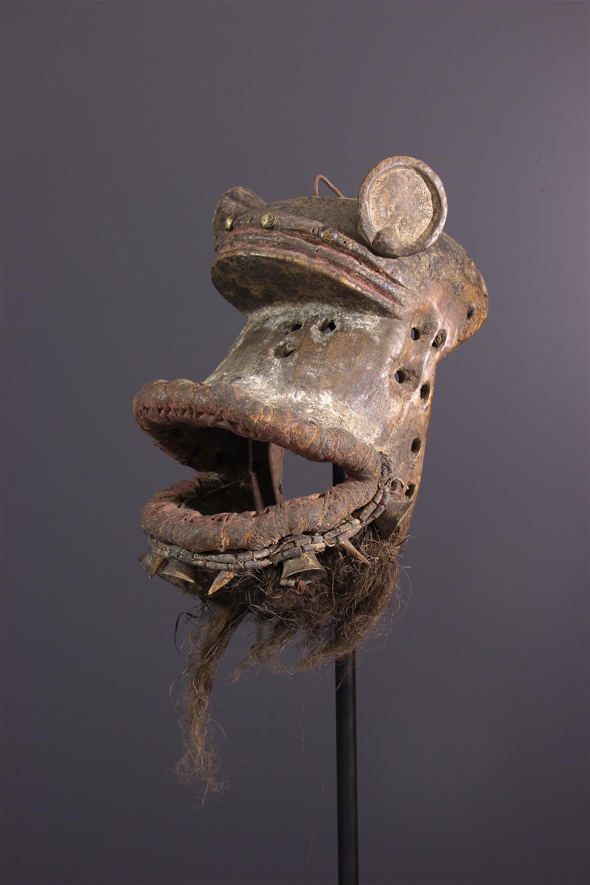 Masque Wé - Art africain