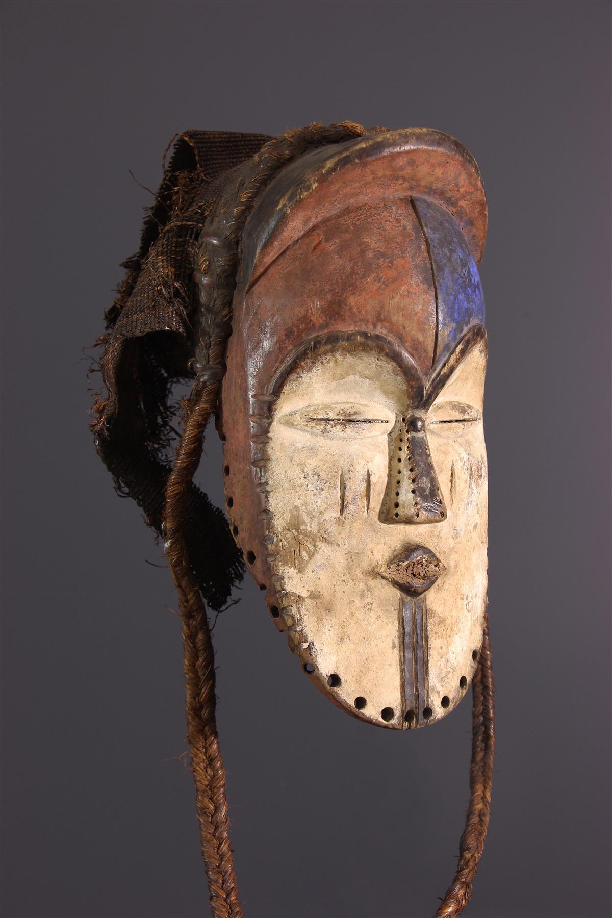 MasqueTsogho - Art africain
