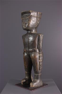 Statuette de colon Baoulé