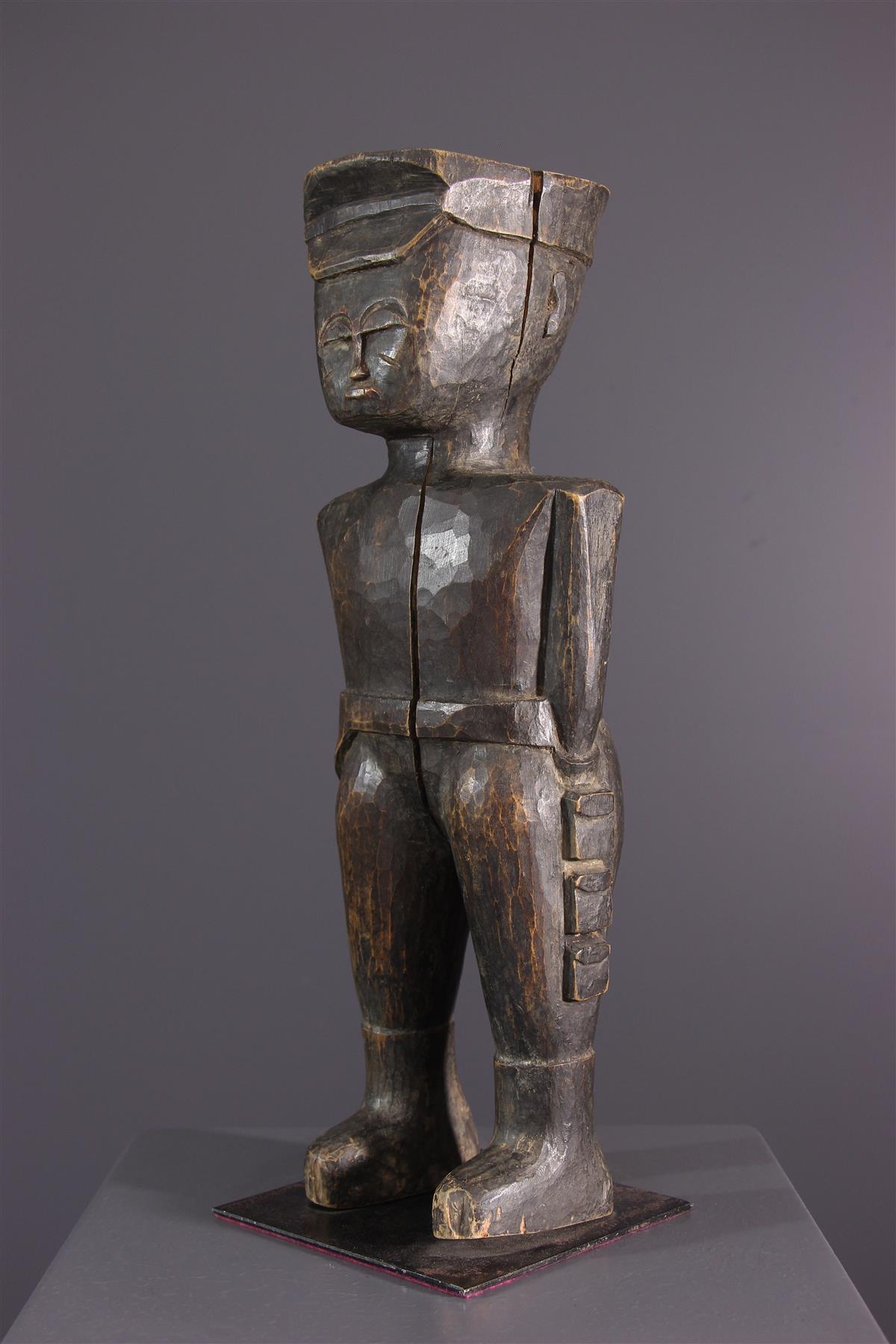 Colon Baoulé - Art africain