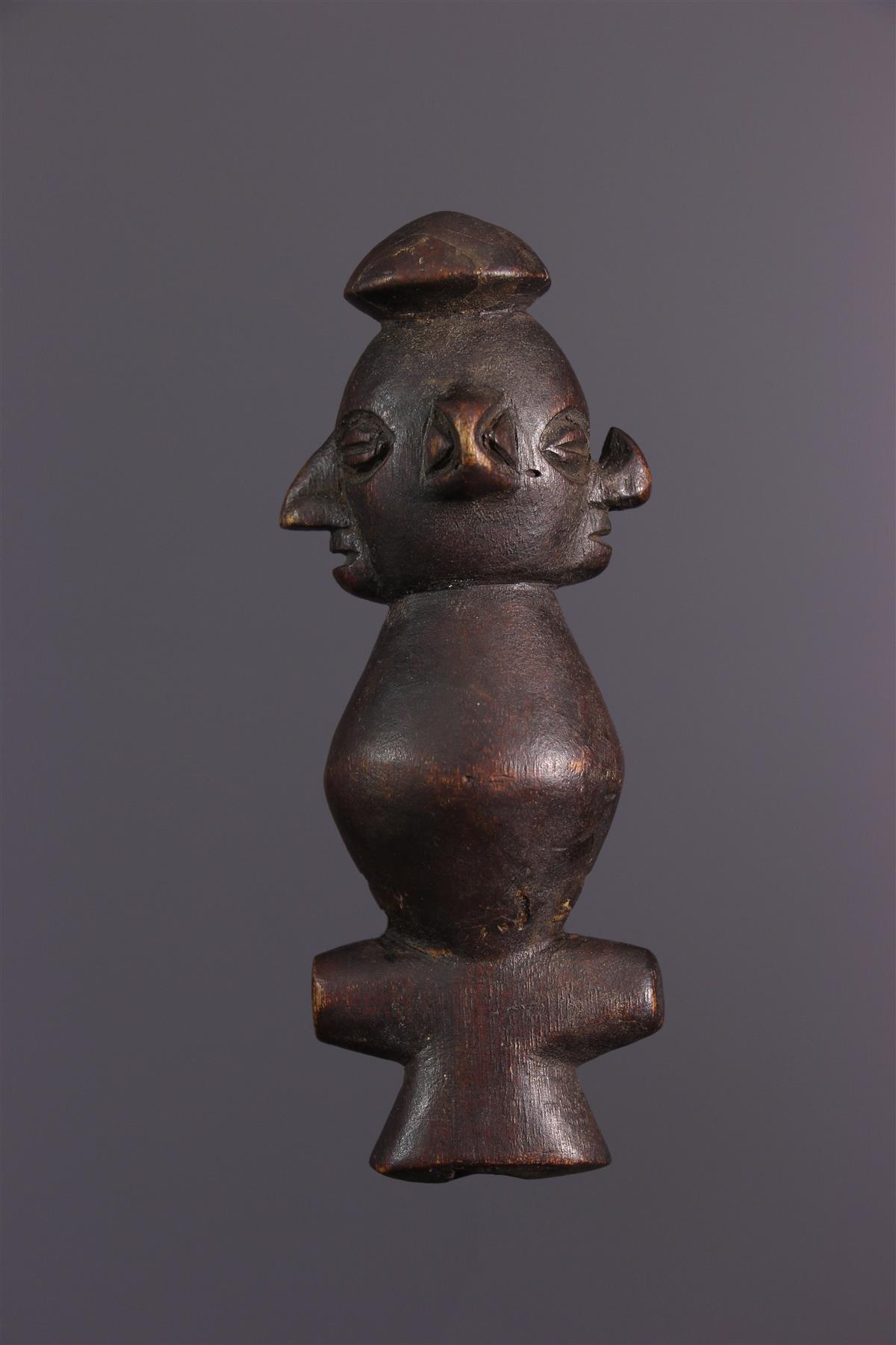 Sifflet Yaka - Art africain