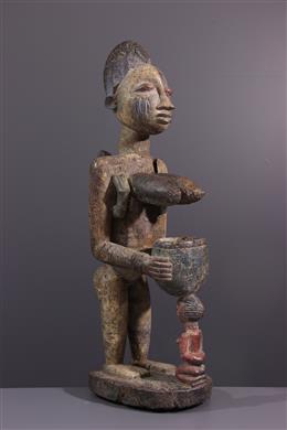 Figure féminine Yoruba