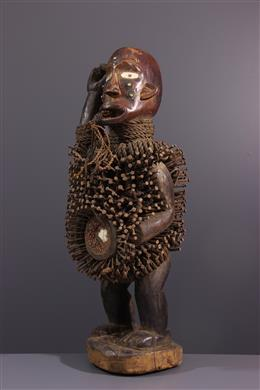 Statue fétiche Nkondi Nkisi