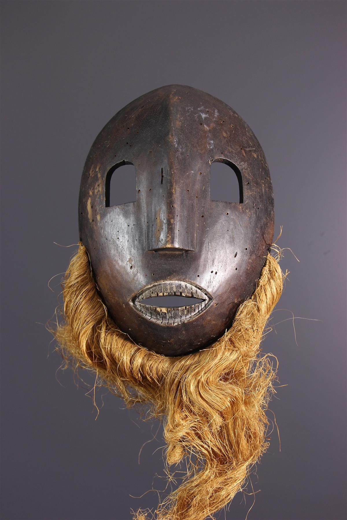 Masque Idumu - Art africain