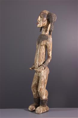 Figure de divinité Igbo Alusi