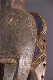 Masque africainMasque Djimini